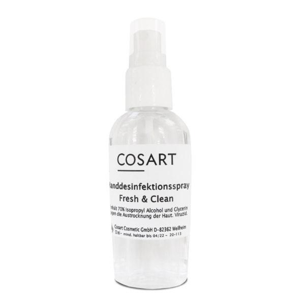 Handdesinfektionsspray Fresh & Clean | Cosart