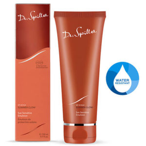 drspiller_summer glow sun sensitive emulsion spf30