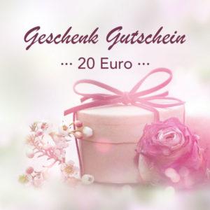 20 Euro Kosmetik Gutschein