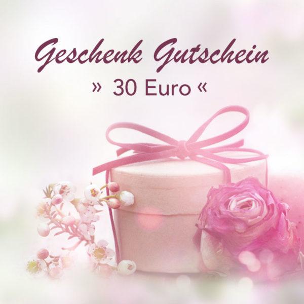 30 Euro Kosmetik Gutschein