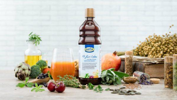 LaVita. Mikronährstoffe (Vitamine und Spurenelemente) mit Ernährungswissenschaft und Kräuterkunde.